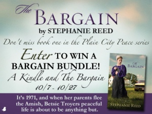 The Bargain Kindle giveaway
