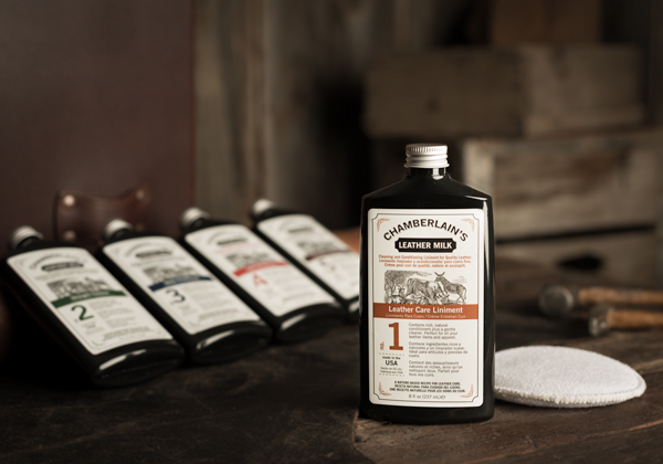 3 Chamberlain's Leather Milk Leather Care LinimentReview