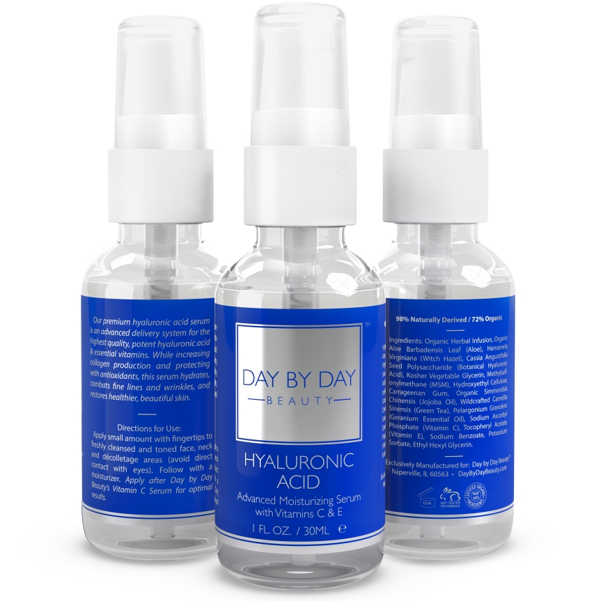 Day by Day Beauty Hyaluronic Acid SerumReview