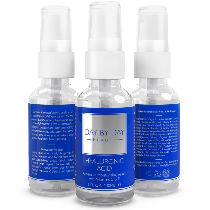 Day by Day Beauty Hyaluronic Acid Serum Review