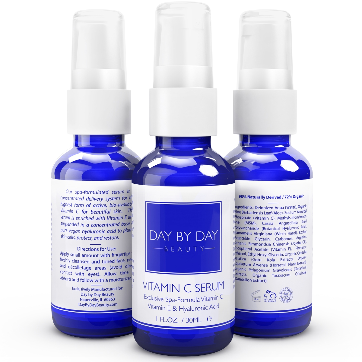 Day By Day Beauty Vitamin C SerumReview