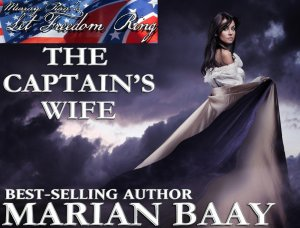 The Captians Wife Cover