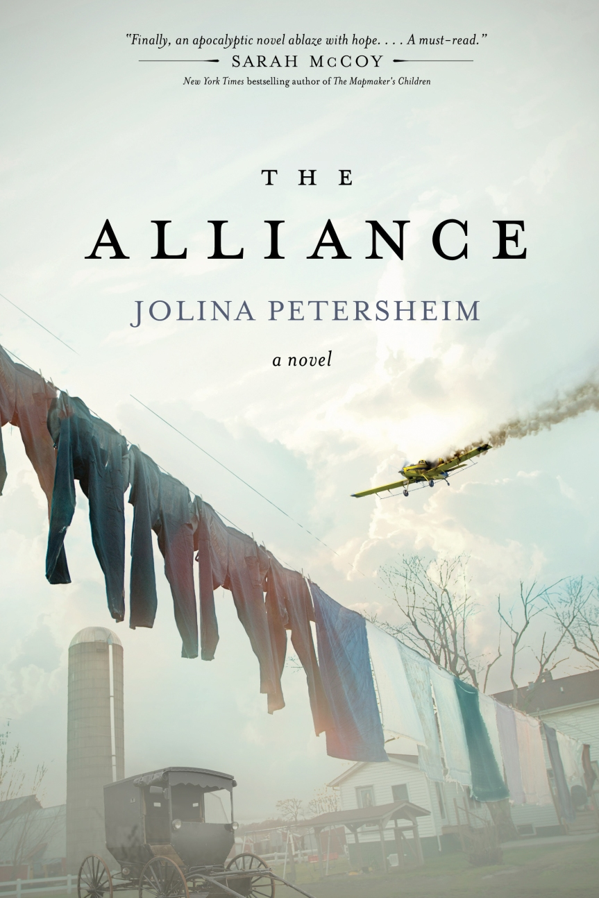 The Alliance by Jolina Petersheim