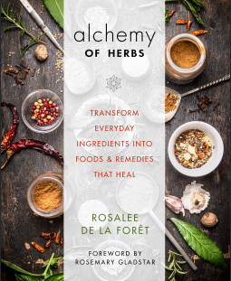 Alchemy of Herbs~Transform Everyday Ingredients into Foods and Remedies That Heal by Rosalee De La Foret