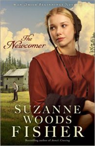 The Newcomer by Suzanne Woods Fisher Blog tour ~ Giveaway