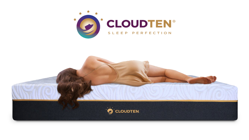 CloudTen Bed Giveaway !