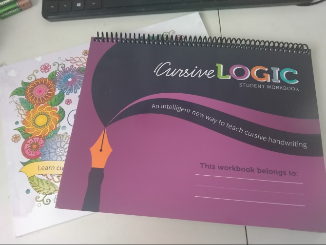 Cursive Logic Student Workbook