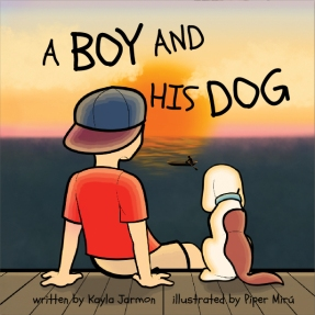 A Boy and His Dog Cover-01
