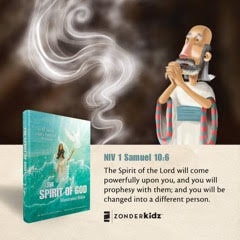 Spirit of God Bible 2